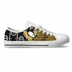 NHL Pittsburgh Penguins Low Top Shoes