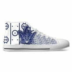 NHL Toronto Maple Leafs High Top Shoes