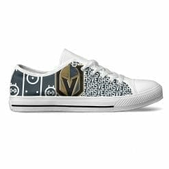 NHL Vegas Golden Knights Low Top Shoes