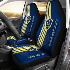 MLS LA Galaxy Pair of Car Seat Covers