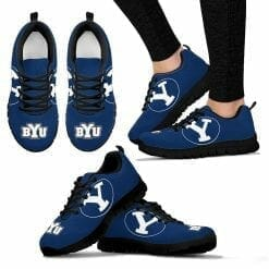 NCAA Brigham Young Cougars Running Shoes