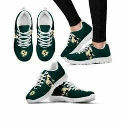 NCAA Cal Poly Mustangs Running Shoes