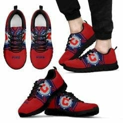 MLS Chicago Fire Running Shoes