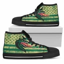 NCAA UAB Blazers High Top Shoes