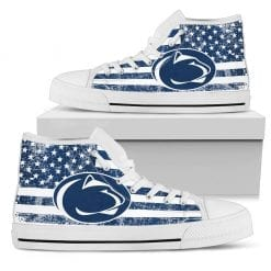 NCAA Penn State Nittany Lions High Top Shoes
