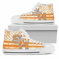 NCAA Sam Houston State Bearkats High Top Shoes