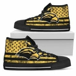 NCAA Southern Miss Golden Eagles High Top Shoes
