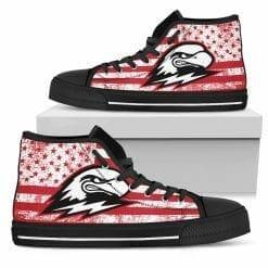 NCAA Southern Utah Thunderbirds High Top Shoes