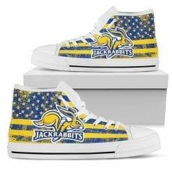 NCAA South Dakota State Jackrabbits High Top Shoes