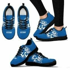 NCAA Central Connecticut State Blue Devils Running Shoes