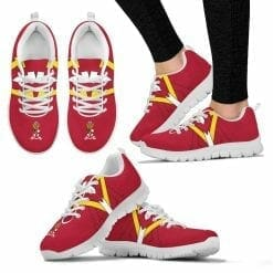NCAA Virginia Military Institute Keydets Running Shoes