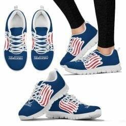 MLS New England Revolution Running Shoes