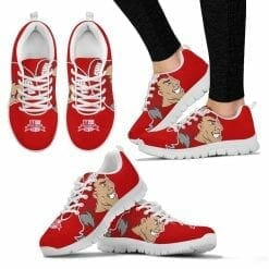 NCAA Sacred Heart Pioneers Running Shoes
