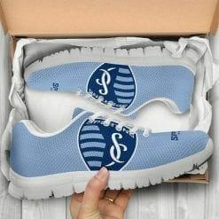 MLS Sporting Kansas City Running Shoes