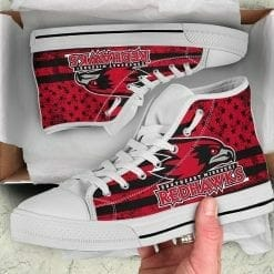 NCAA Southeast Missouri State Redhawks High Top Shoes