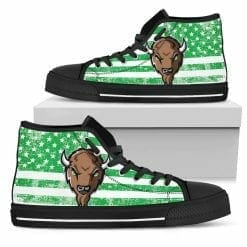 NCAA Marshall Thundering Herd High Top Shoes