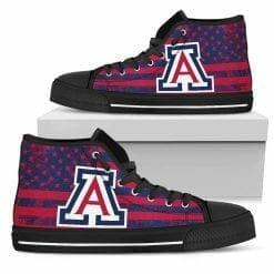 NCAA Arizona Wildcats High Top Shoes