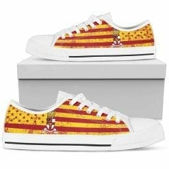 NCAA Virginia Military Institute Keydets Low Top Shoes