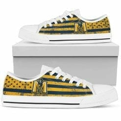 NCAA Murray State Racers Low Top Shoes