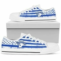 NCAA Indiana State Sycamores Low Top Shoes