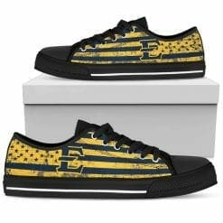 NCAA East Tennessee State Buccaneers Low Top Shoes