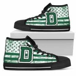 NCAA Dartmouth Big Green High Top Shoes