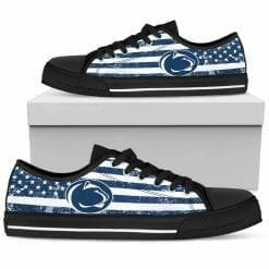 NCAA Penn State Nittany Lions Low Top Shoes