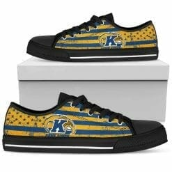 NCAA Kent State Golden Flashes Low Top Shoes