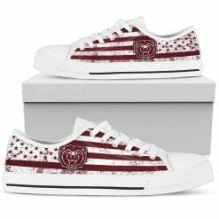 NCAA Missouri State Bears Low Top Shoes