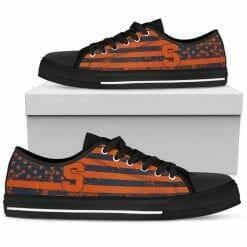 NCAA Syracuse Orange Low Top Shoes