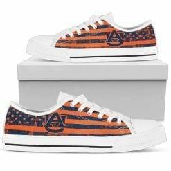 NCAA Auburn Tigers Low Top Shoes