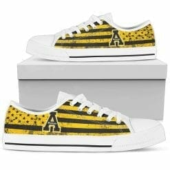 NCAA Appalachian State Mountaineers Low Top Shoes