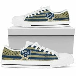NCAA Charleston Southern Buccaneers Low Top Shoes