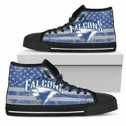 NCAA Air Force Falcons High Top Shoes