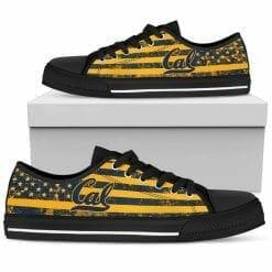 NCAA California Golden Bears Low Top Shoes
