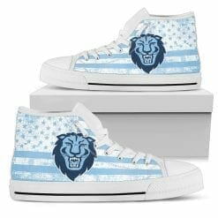 NCAA Columbia Lions High Top Shoes