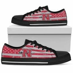 NCAA Northwestern State Demons Low Top Shoes
