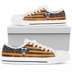 NCAA Tennessee-Martin Skyhawks Low Top Shoes