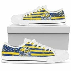 NCAA South Dakota State Jackrabbits Low Top Shoes