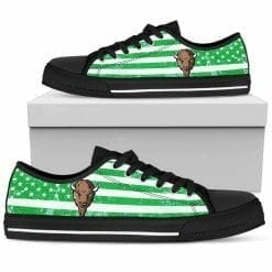 NCAA Marshall Thundering Herd Low Top Shoes