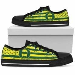 NCAA Oregon Ducks Low Top Shoes