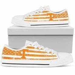 NCAA Tennessee Volunteers Low Top Shoes