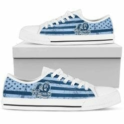NCAA Old Dominion Monarchs Low Top Shoes