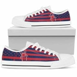 NCAA Richmond Spiders Low Top Shoes