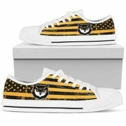 NCAA Kennesaw State Owls Low Top Shoes