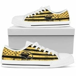 NCAA Southern Miss Golden Eagles Low Top Shoes