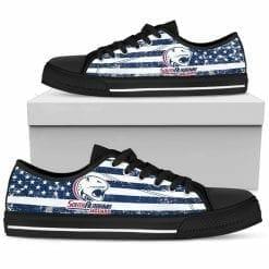 NCAA South Alabama Jaguars Low Top Shoes