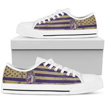 NCAA James Madison Dukes Low Top Shoes