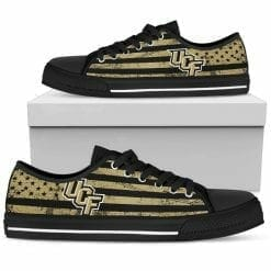 NCAA UCF Knights Low Top Shoes