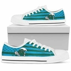 NCAA Tulane Green Wave Low Top Shoes